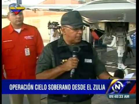 Operación Cielo Soberano se desplegó el aeropuerto de Maracaibo
