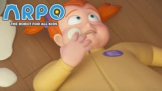 ARPO The Robot For All Kids - Emm Takes The Cake | Full Episode | Cartoon for Kids