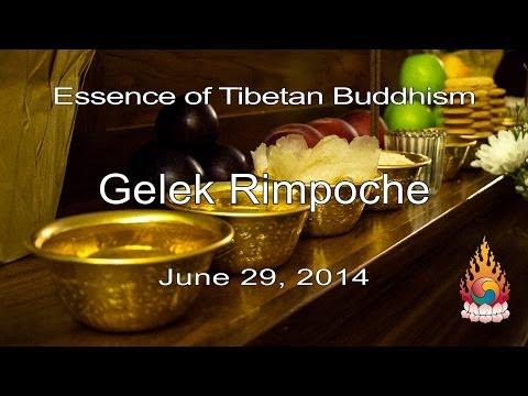 Gelek Rimpoche - What is Truth? - Esssence of Tibetan Buddhism 53