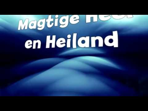 Jesus, Groot Bo Almal - Mighty Kids Arise.mp4 video