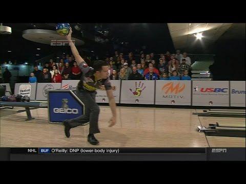 2015 World Bowling Tour Finals Men's Semi Final Match