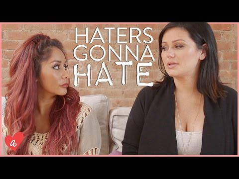 Snooki & JWOWW Take On Judgy Moms | #MomsWithAttitude Moment