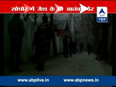 J&K: Two militants killed in Sopore encounter