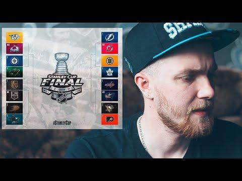 НХЛ. Пары на плей-офф 2018
