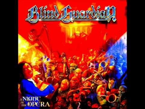 Blind Guardian - The Maiden And The Minstrel Knight