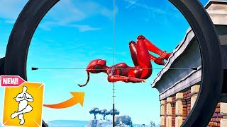 *NEW* SIT-UP EMOTE CAN FLY..! Fortnite FAILS & WINS ( Fortnite Montage) v2.9