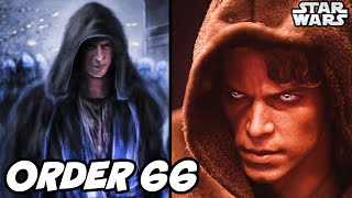 The FIRST Jedi Anakin Killed During Order 66 - Star Wars Explained