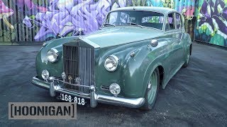 [HOONIGAN] DT 181: 550HP LS7 Powered '58 Rolls Royce