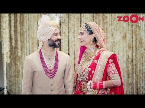 Sonam Kapoor, Anand Ahuja's Mehendi And Wedding Celebration | All You Need To Know About It