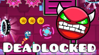 Geometry Dash (2.0!!!) Deadlocked by RobTop - Level 20 (DEMON)