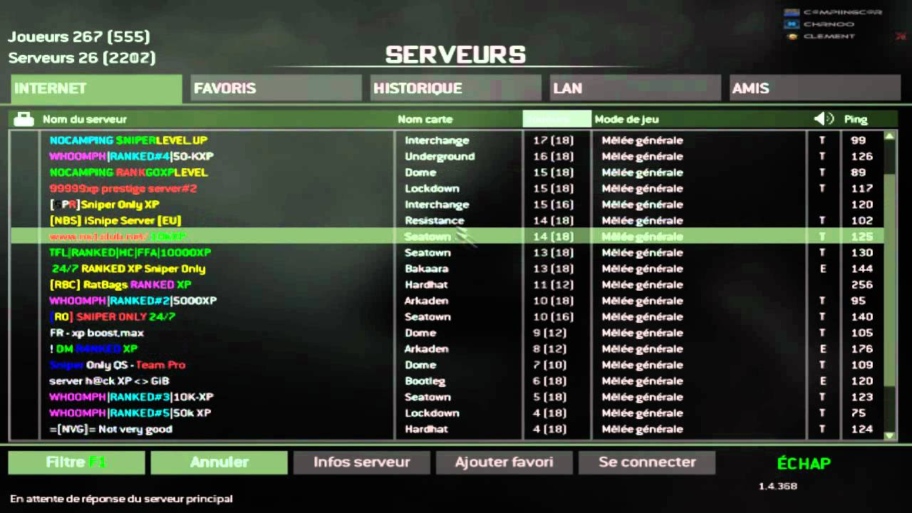 comment devenir invisible sur mw3