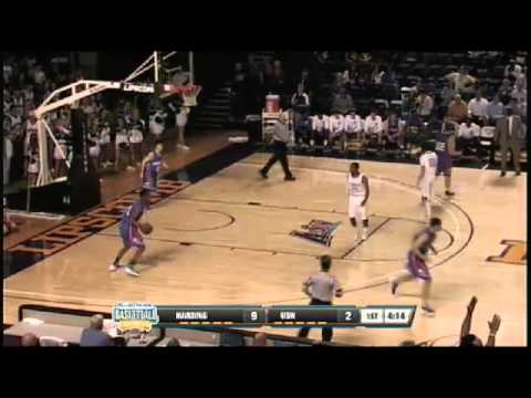 University School of Nashville's Welch makes a deep 3pt shot