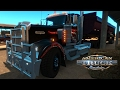 American Truck Simulator: Haulin' wood chips through Yuma AZ