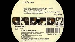 Ce Ce Peniston - Hit by Love