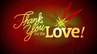 ABS-CBN Christmas Station ID 2015 - Thank You For The Love