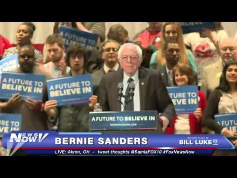 FNN: Full Bernie Sanders in Akron, OH