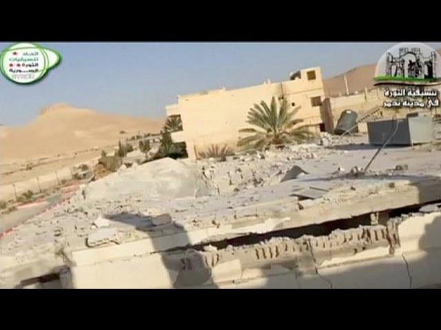 Syrie : les jihadistes auraient tué au moins 400 civils à Palmyre