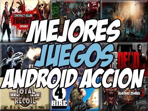 10 juegos para android de Accion y disparos   Juegos FPS android - Happy Tech android