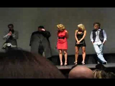 Q&A of Zack and Miri at the TIFF (Part 1)