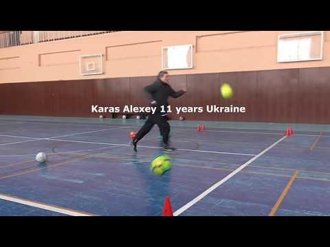 #8 Тренировка на технику.Алексей Карась.