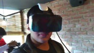 LeTV VR Headset Heads On.!