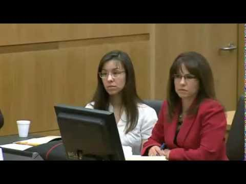 Jodi Arias Penalty Phase - Day 2 - Court in Recess