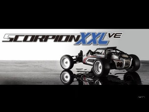 Kyosho Scorpion XXL VE - Brushless Monster Buggy