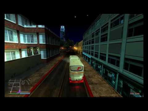 om telolet om ,GTA San Andreas keluyuran tengah malam. (review bus Harapan Jaya)