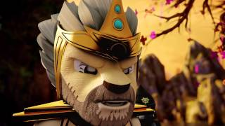 LEGO® Chima™ - S01 E01 - The Fight Begins