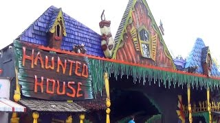 Camden Park Haunted House POV Classic Pretzel Dark Ride