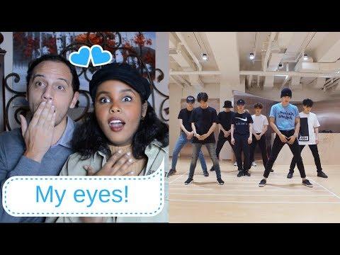 EXO - THE EVE DANCE PRACTICE REACTION (EXO REACTION)