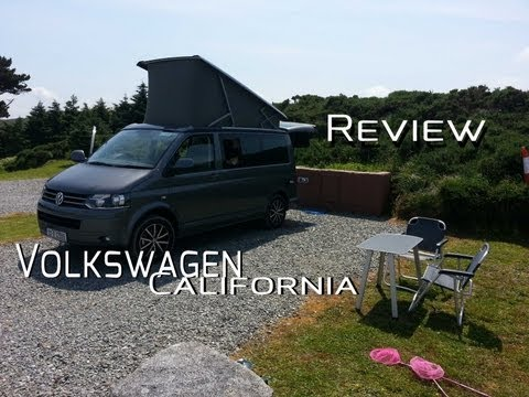 Volkswagen California. the camper for everyone