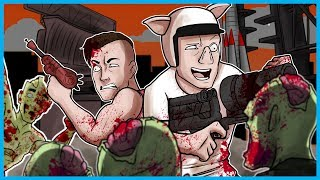 Black Ops 3 Zombies Ascension Mystery Box Challenge w/ Moo Snuckel! (Zombies Chronicles)