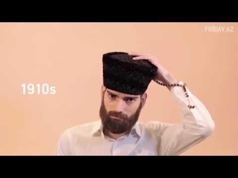 100 Years of Men's Style: Azerbaijan / FRIDAY.az