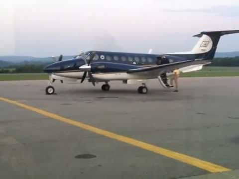 Earl Ray Tomblin Uses State Plane To Attend Political Fundraiser - August 4, 2011