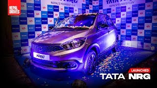 LAUNCHED: Tata NRG - Nepal Drives