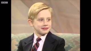 Macaulay Culkin on Wogan (1990)