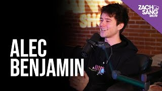 Alec Benjamin Talks 39 Narrated For You 39 John Mayer And Billie Eilish
