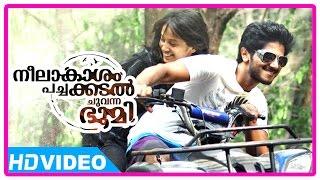 Neelakasham Pachakadal Chuvanna Bhoomi - Neelakasham Pachakadal Chuvanna Bhoomi Malayalam Movie | Dulquer | Paloma Monappa | Surja Bala Hijam