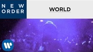 New Order - World (The Price Of Love - S. Hauger Radio Edit Remix Video)