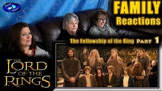 The Lord of the Rings | 101 | The Fellowship of the Ring | FAMILY Reactions | Fair Use