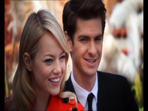 La Noche De... - Emma Stone y Andrew Garfield