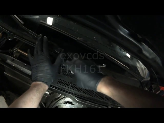 VW A3: Water Leak inside car due to Plugged Front Fender ...