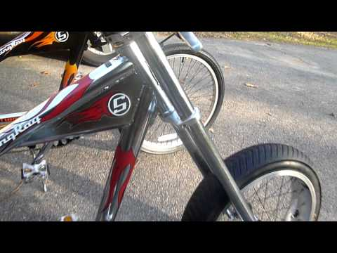Schwinn Stingray Chopper Fatboy Bicycle
