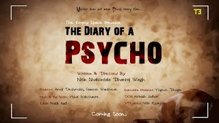 The Diary Of a Psycho - Official Trailer (India's first Found Footage Web Series) - Marathi