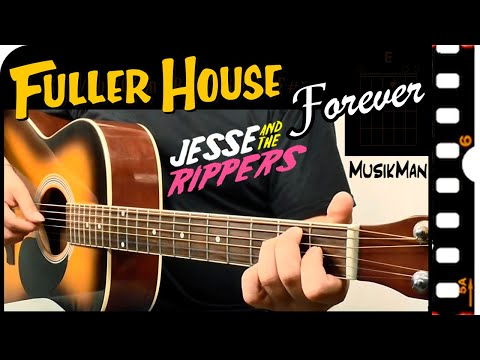 Forever / Jesse and the Rippers | Cover #026