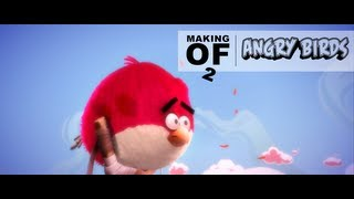 Angry Birds 3D Test - Making of #2 - Production | by Squeeze Studio