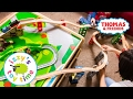 Thomas and Friends | Thomas Train Wooden Railway Rickety Bridges with Trackmaster | Toy Trains Kids