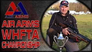 Air Arms at the 2015 WHFTA Championship