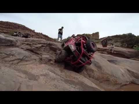 Rally on the Rocks 2014 Rzr 800 Pritchett Canyon